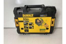 Dewalt DCE0825D1G 10.8V 2.0Ah 5 Spot Cross Line Green Laser - DCE0825D1G-GB