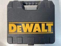 DeWalt DCD710C2 10.8V Drill Driver Set