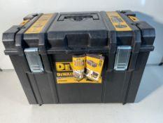 DeWalt DCK264P2 18v 2x5.0Ah Li-ion XR 1st and 2nd Fix Nailer Twin Kit TSTAK CASE ONLY!