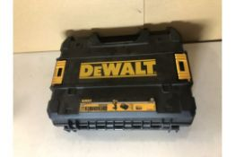 DeWalt DCF801D2 12v XR Brushless Impact Driver CASE ( IMPACT DRIVER NOT INCLUDED, JUST THE CASE! )