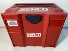 SENCO FIP18MG, FIP35MG, SLS18MG, NAILER & STAPLER TRIPLE SET IN SYSTAINER CASE
