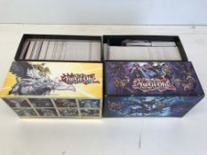 2 x Yu-Gi-Oh Boxes Filled with Cards | ZERO VAT