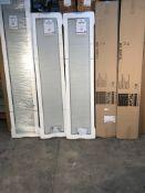5 x Rittal Enclosure Server Panels
