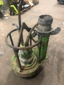 Hydraulic Submersible Drainer Pump