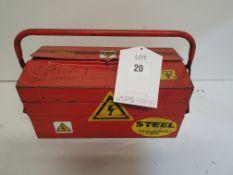 Extending Steel Toolbox w/ Tools