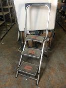 Little Giant 3 Tread Step Ladder