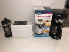 Mixed Lot of Various Domestic Kitchen Appliances as per pictures