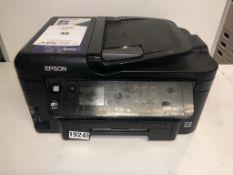 Epson WF-3520 Multi-Functional Printer/Copier