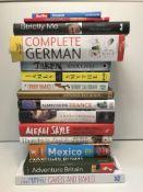 15 x Various Books as photos