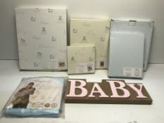 1 x Various Baby Gifts