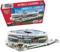 1 x Arsenal Emirates Stadium 3D Puzzle |5012822037350