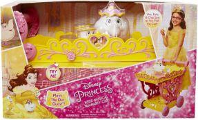 1 x Disney Princess Belle Tea Party Cart Accessory  039897007663