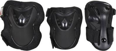 1 x K2 2 Sk8 Hero Pro Junior Skate Pads 3-pack  4052595158426