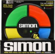 1 x Basic Fun Simon Game |014397018975