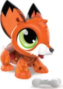 1 x Build a Bot Robot Pet Fox  5013197332408