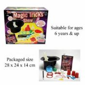6 x Magic Trick Show Set With Hat |5012866001096