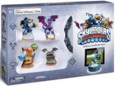 1 x Skylanders Battlegrounds: Starter pack for Apple iPod, iPhone mobile and ipad tablet (Apple iOS)