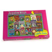 1 x Paul Lamond Jacqueline Wilson Brilliant Books Puzzle (250-Piece) |5012822057853
