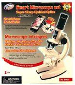 6 x Eastcolight Smart Microscope Set  5012866098126