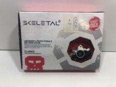 Skeletal Lightweight 2 Piston Hydraulic Disc Brake System