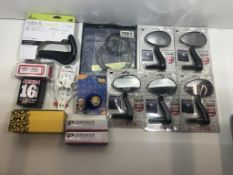 Mixed Lot of Cycling Parts as per pictures