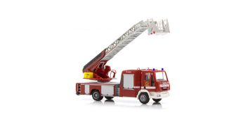 "5 x Magirus turntable ladder with rescue cage (DLK) 32 ""Markkleeberg Fire Brigade"" (DE - Saxony), ep"