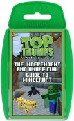 30 x Top Trumps 037310 The Unofficial and Independent Guide to Minecraft Card Game, Green  503690503