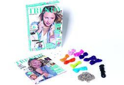 19 x TRENDiY Art Beaded Chain Bracelets  5025599011225