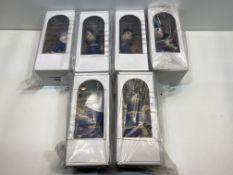 6 x Masek Fexible figure doll - Fireman  8591902632892