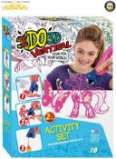 7 x I DO-3D Vertical Activity 2 3D Pen Activity Set |8056379027720