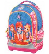 1 x SUPERLIGHT WINX ETNIC 21452 - SCHOOL BACKPACK - SCHOOL BAG |3838622214522
