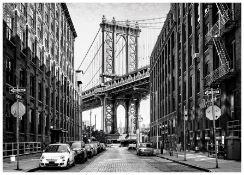 3 x Street of Manhattan 1000 piece jigsaw puzzle  8590878532533