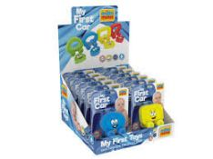 5 x Baby toy my first assorted millaminis car  8595615201963