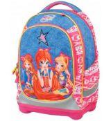 1 x SUPERLIGHT WINX ETNIC 21452 - SCHOOL BACKPACK - SCHOOL BAG  3838622214522