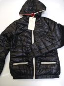 Bench Women's Padded Jacket with Toggle Fastening