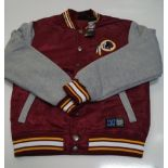 Men's Majestic Redskins Lambert Jacket