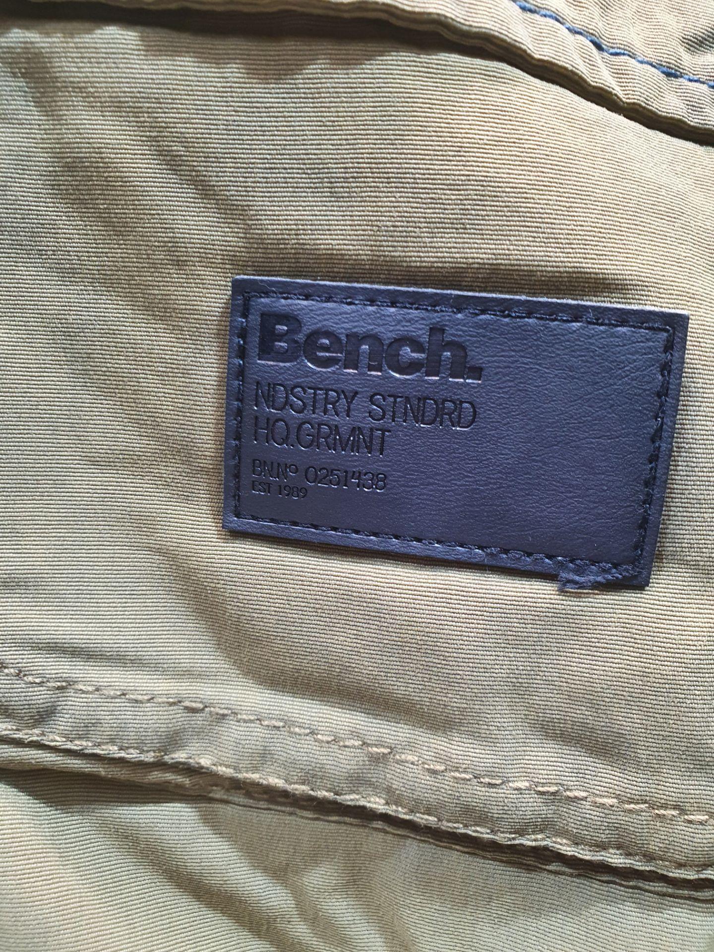 Bench Men's Funnel Neck Jacket - Image 3 of 4