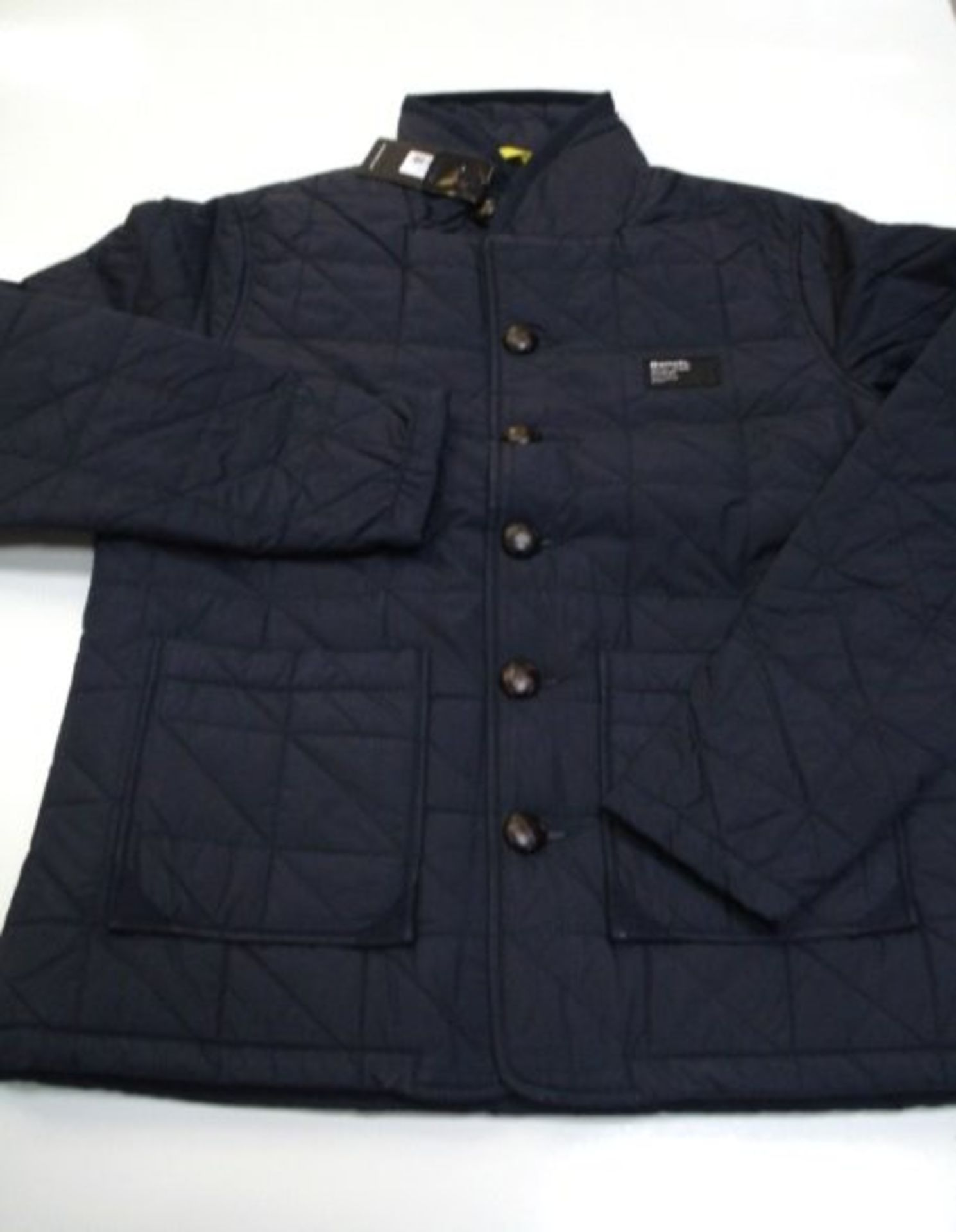 Bench Men's Quilted Jacket