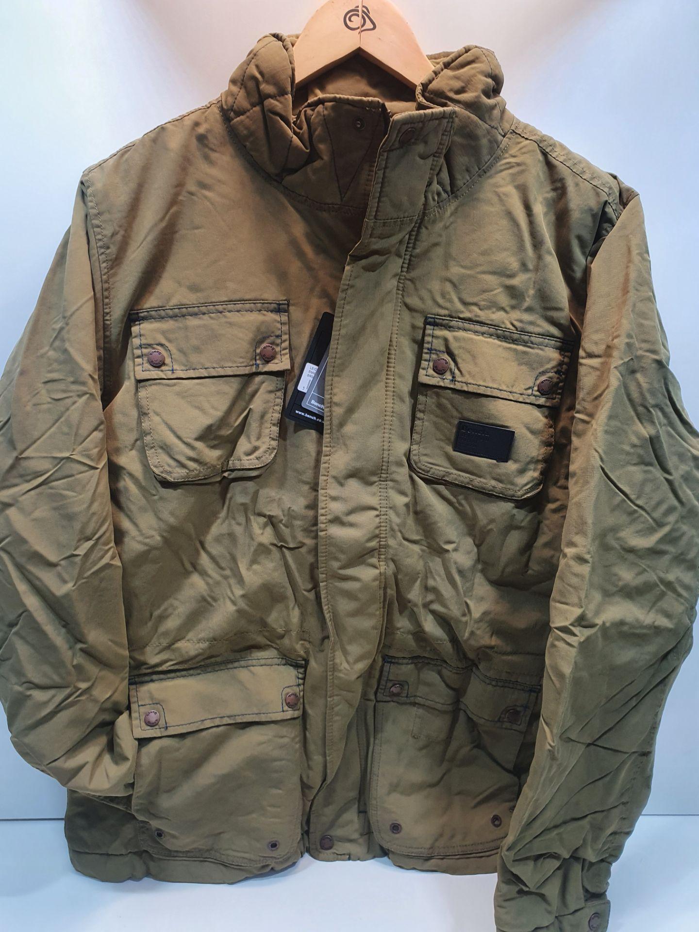 Bench Men's Funnel Neck Jacket