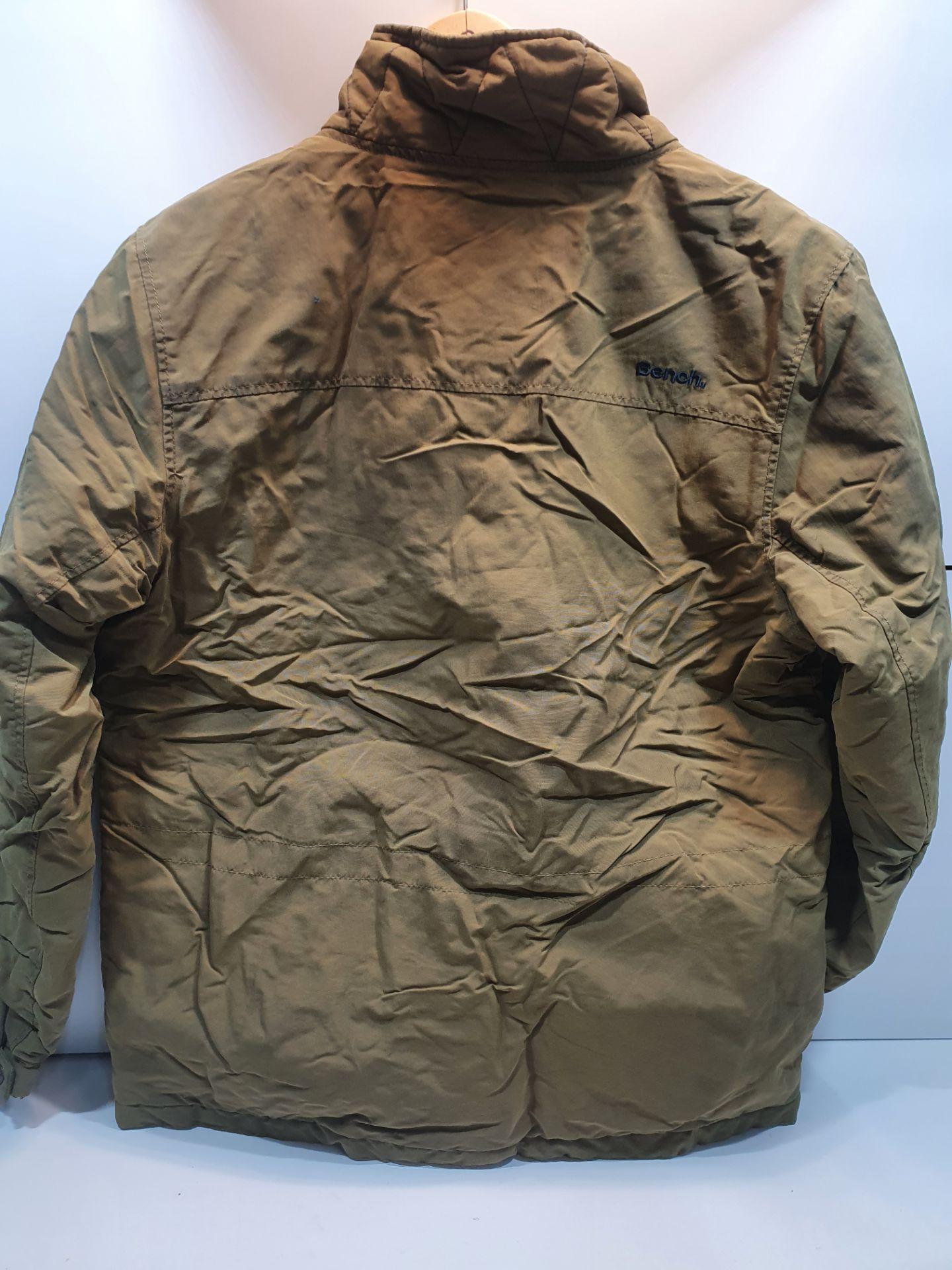 Bench Men's Funnel Neck Jacket - Image 2 of 4