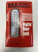 ERA 291-51 Digital Lock Satin With Holdback
