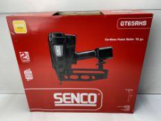 SENCO GT65RHS GAS NAIL GUN SECOND FIX 16 GAUGE NAILER