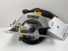 DEWALT DCS391N 18V XR 165MM CIRCULAR SAW BODY ONLY!