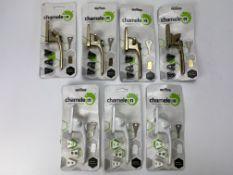 7 x Various Chameleon Adaptable Cockspur Handle Kits