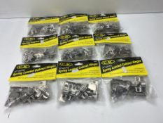 8 x C.K 90? Opening Spring Loaded Cabinet Hinges (Packs Of 2)