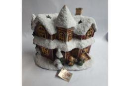 Christmas Themed House