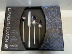 24 Piece Cutlery Set by Arthur Price | LPN010136921