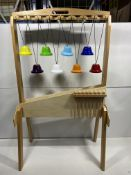 Children's Hanging Bell Chime Stand