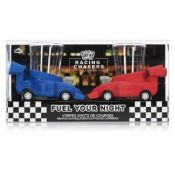 100 x Novelty Car Style Twin Shot Glass Set | Total RRP £500