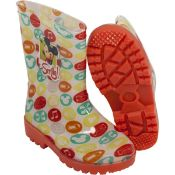 50 x Pairs Flashing Mickey Mouse Wellies | Assorted Sizes | Total RRP £750